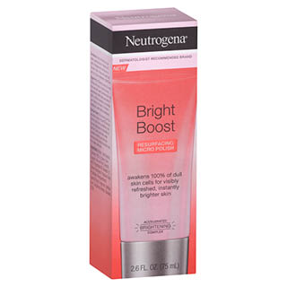 Image for Neutrogena Bright Boost Resurfacing Micro Polish - 75mL from Amcal