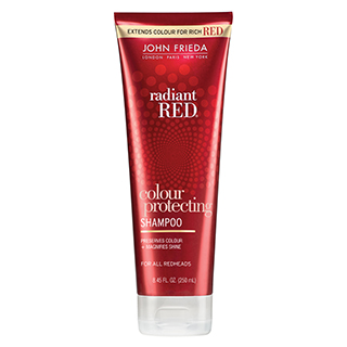 Image for John Frieda Radiant Red Colour Protect Shampoo - 250ml from Amcal