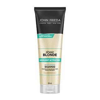 Image for John Frieda Sheer Blonde Shampoo Mist Light - 250ml from Amcal