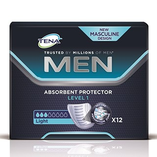 Image for Tena for Men Level 1 - 12 Pack from Amcal