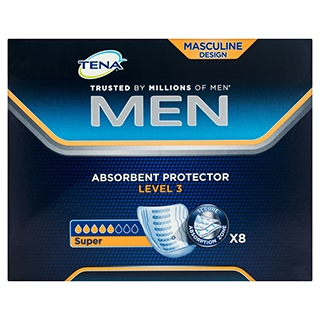 Image for Tena Men Level 3 - 8 Pack from Amcal