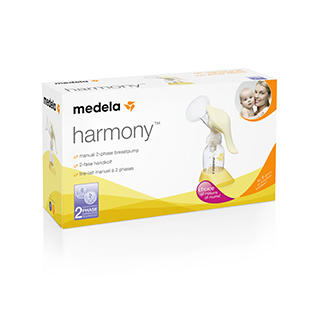 Image for Medela Harmony Manual Breast Pump from Amcal