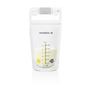 Image for Medela Breast Milk Storage Bags - 50 Pack from Amcal