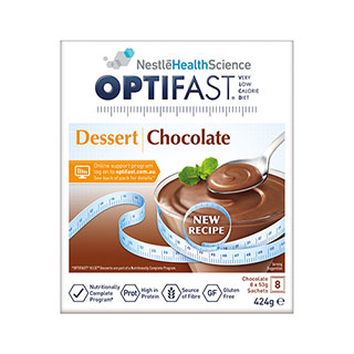 Image for Optifast VLCD Chocolate Desserts - 8 Pack from Amcal