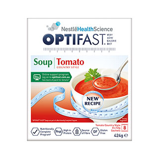 Image for Optifast VLCD Tomato Flavour Soup - 8 Pack from Amcal