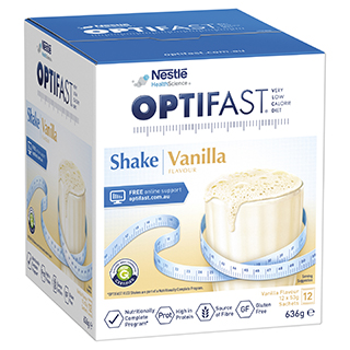 how to use optifast shakes