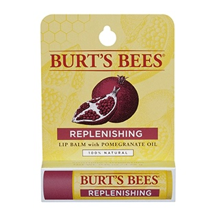 Image for Burt's Bees Replenishing Lip Balm with Pomegranate Oil from Amcal