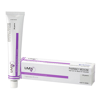Image for Lmx4 Lignocaine 4% - 30g Tube from Amcal