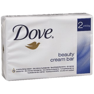 Image for Dove Original Beauty Bar 100g - 2 Pack from Amcal