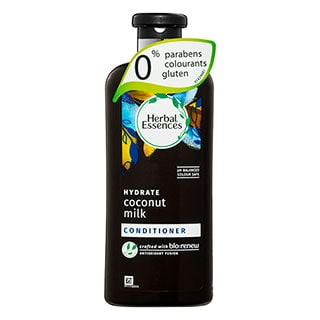 Image for Herbal Essences Hydrate Conditioner with Coconut Milk - 400mL from Amcal