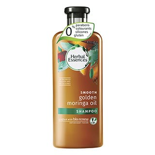 Image for Herbal Essences Golden Moringa Oil Shampoo - 400mL from Amcal