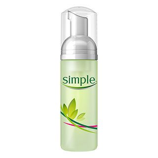 Image for Simple Kind To Skin Foaming Cleanser Vital Vitamin - 150mL from Amcal