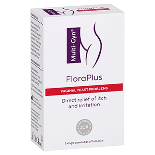 Image for Multi-Gyn Flora Plus 5mL - 5 Pack from Amcal