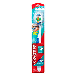 Image for Colgate 360 Degree - Soft Toothbrush from Amcal