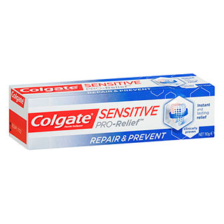 Image for Colgate Sensitive Pro-Relief Toothpaste Repair & Prevent - 110g from Amcal