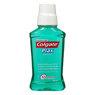 Image for Colgate Plax Freshmint Mouthwash - 250mL from Amcal