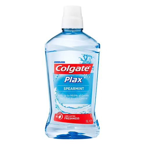 Image for Colgate Plax Mouthwash Spearmint - 1L from Amcal