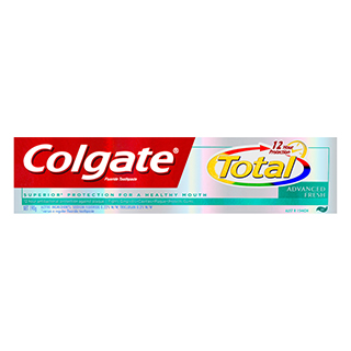 Image for Colgate Total Advanced Fresh Gel - 190g from Amcal