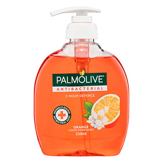 Image for Palmolive Liquid Hand Wash Antibacterial Defence - 250mL from Amcal