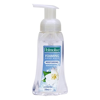 Image for Palmolive Heavenly Hands Foaming Hand Wash Jasmine - 250mL from Amcal