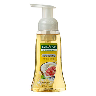 Image for Palmolive Heavenly Hands Foaming Hand Wash Fig & Coconut - 250mL from Amcal