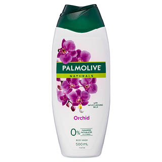 Image for Palmolive Naturals Orchid Body Wash - 500mL from Amcal