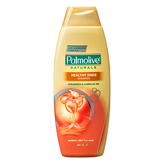 Image for Palmolive Naturals Shampoo Healthy Ends - 350ml from Amcal