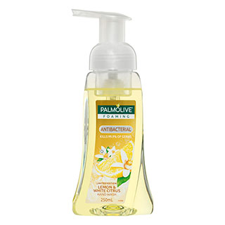 Image for Palmolive Foaming Antibacterial Hand Wash Lemon & White Citrus - 250mL from Amcal