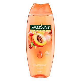 Image for Palmolive Naturals Shower Gel Revitalising - 500mL from Amcal