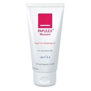 Image for Papulex Moussant Soap Free Gel - 150mL from Amcal