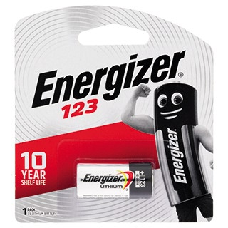 Image for Energizer 123 Lithium Battery 3V - 1 Pack from Amcal