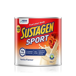 Image for Sustagen Powder Sport Vanilla - 900g from Amcal