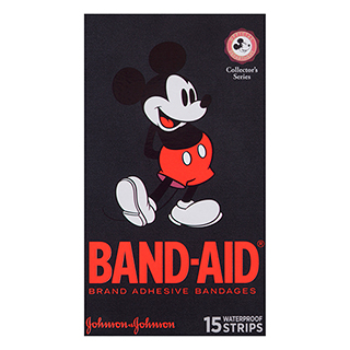 Image for Band-Aid Brand Disney Waterpoof Strips -15 Pack from Amcal