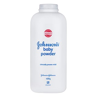 Image for Johnson's Baby Powder Economy - 400g from Amcal