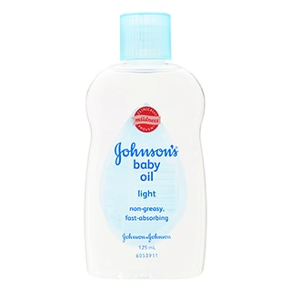 Image for Johnson's Baby Oil Light - 125mL from Amcal