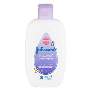 Image for Johnson's Baby Bedtime Lotion 200mL from Amcal