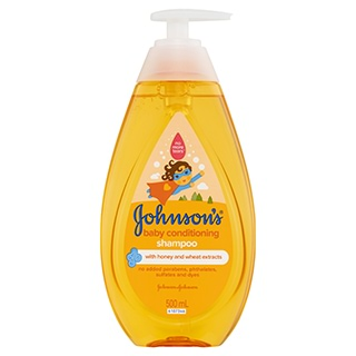 Image for Johnson's Baby Shampoo & Conditioner Gentle - 500mL from Amcal