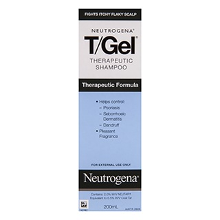 Image for Neutrogena T Gel Shampoo - 200mL from Amcal