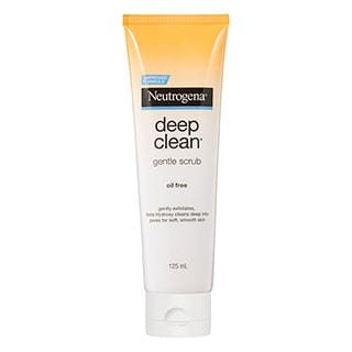 Image for Neutrogena Deep Clean Gentle Scrub 125mL from Amcal