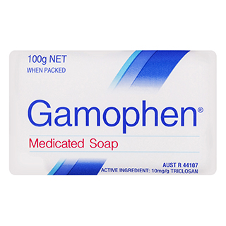 Image for Gamophen Medicated Soap - 100g from Amcal