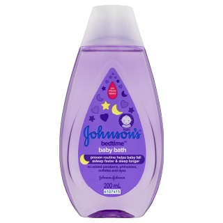 Image for Johnson's Baby Bedtime Bath - 200mL from Amcal