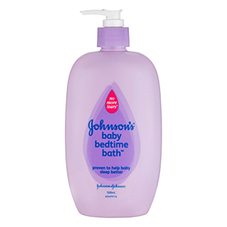 Image for Johnson's Bedtime Bath - 500mL from Amcal