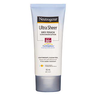 Image for Neutrogena Ultra Sheer Body Lotion SPF 30+ - 85mL from Amcal