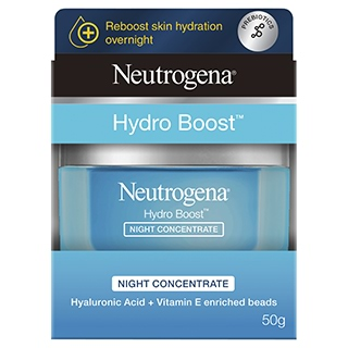 Image for Neutrogena Hydro Boost Night Concentrate - 50g from Amcal