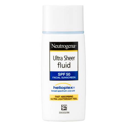 Image for Neutrogena Ultra Sheer Fluid + 40mL from Amcal