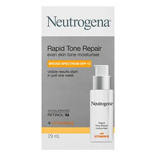 Image for Neutrogena Rapid Tone Repair Day Cream SPF15 - 29mL from Amcal