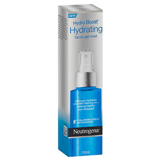 Image for Neutrogena Hydro Boost Hydrating Facial Gel Mist - 100mL from Amcal
