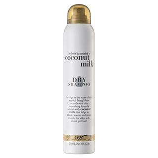 Image for OGX Refresh & Nourish Plus Coconut Milk Dry Shampoo 200mL from Amcal