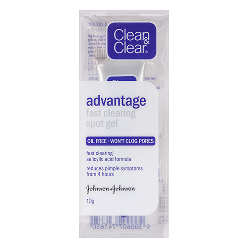 Image for Clean & Clear Advantage Acne Spot Treatment - 10g from Amcal