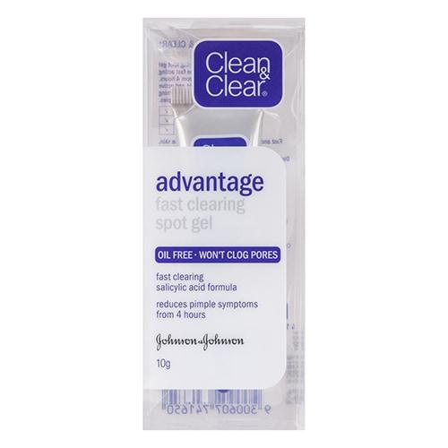 clear advantage acne spot treatment